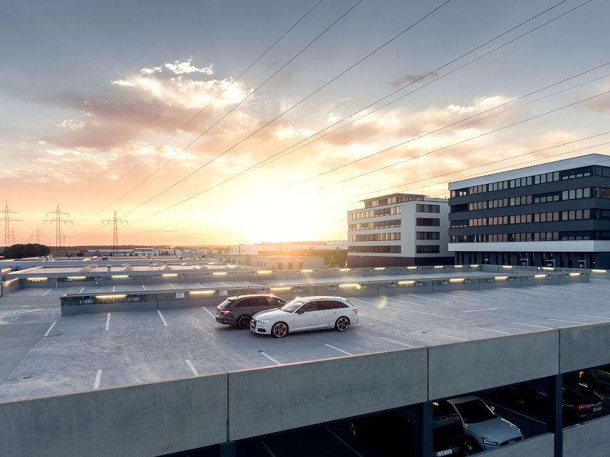 Elektromobilität in Gewerbeimmobilien